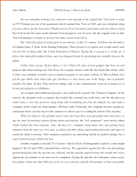 example of college essay best college admission essay outline view larger