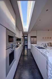 Galley Kitchens Designs Galley Kitchen Design Ideas Uk Modern Mix Galley Kitchen Design
