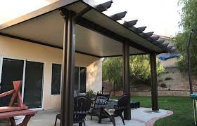 kit insulated aluminum patio ideas medium size insulated aluminum patio covers manufacturers tags impressive with spa and pools cover