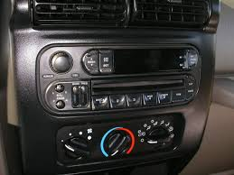 installing aftermarket radio in tj write up jeep wrangler forum time to change this