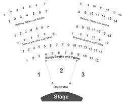 Turning Stone Casino Seating Chart Duddy Band The Showroom At Turning Stone Resort Casino Verona Tickets