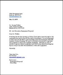 Ideas of Example A Business Letter Format Download Resume