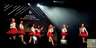 Dream Catcher Theatre TRANS] [REVIEW] Dreamcatcher 드림캐쳐 succeed on their stop in 53
