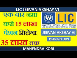 Jeevan Akshay Chart Lic Jeevan Akshay Vi Plan Review Features And Benefit Full Detail In Hindi