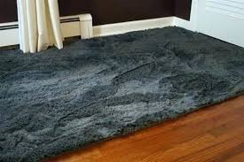 charcoal grey rug shining gray college plush ping for your dorm room area rugs stuff runner charcoal grey rug