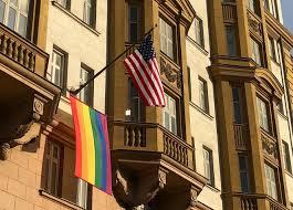 <b>Pride</b> Month 2020 | U.S. Embassy & Consulates in Russia