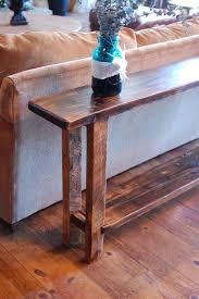 Amazing Distressed Wood Sofa Tables Distressed Console Table Luxury