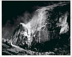 why ansel adams made his black even blacker essay z atilde sup calo the photographer projected a more perfect union by taking artistic liberty his yosemite landscapes