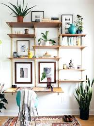 office wall shelving systems. Interesting Wall Home Office Wall Shelving Furniture Decorating Idea With Wooden  Metal Shelves Design Creative To Office Wall Shelving Systems B