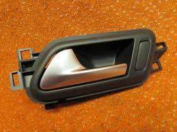 2h0837113c grip door handle inside rear left opener vw amarok 2h