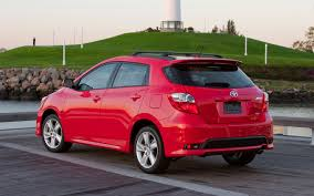 2011 Toyota Matrix Reviews and Rating   Motor Trend