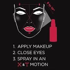 loreal paris infallible pro spray and makeup extender setting spray 30ml