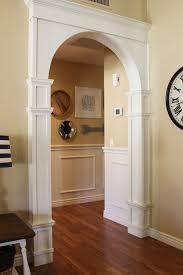 Dazzling Arch Ideas For Home Best 25 Archway Decor On Pinterest Halloween  Porch DIY