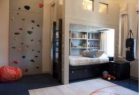 kids rooms climbing walls and