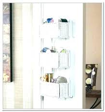 over closet door shelves pantry wire shelving the storage triple shelf cabinet ideas i