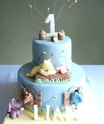 Cute Birthday Cakes For Baby Boy Delicious Cake Recipe