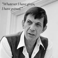 Leonard Nimoy Quotes Inspiration 48 Leonard Nimoy Quotes That Inspired Us To Boldly Go