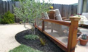 Diy Fence Diy Stainless Steel Woven Fence Banker Wire Project
