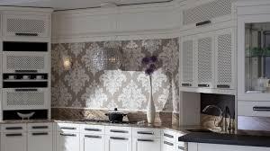 Cucina in stile in legno compatta sicilia rust