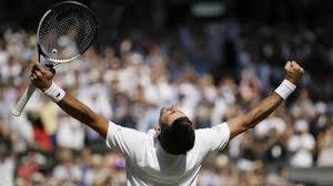 1 by the association of tennis professionals. Tennis Serbe Novak Ä'okovic Gewinnt Wimbledon Zeit Online