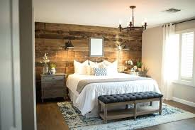 earth tone bedroom vintage decor ideas pictures of bedrooms wood accent wall details for image large