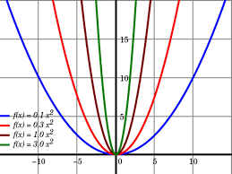a parabola with one x intercept