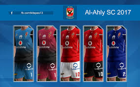 The match was held on 9 february 1917 at zamalek stadium. Pes 2013 Al Ahly 2017 Kits By Pedro Pablo Kits Pes Patch
