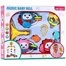 S p c e.com : Jual Mainan Musik Bayi Mainan Box Bayi Music Baby Bell Rattle Mainan Jakarta Timur Agungkurniawaan Mall Tokopedia