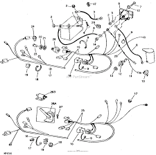 John deere parts diagrams john deere wiring harness electrical