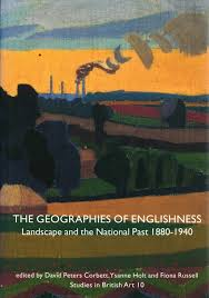cover of i geographies of englishness landscape and the national past 1880