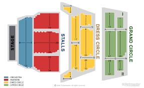 Prince Edward Theater London Seating Chart Prince Seating Chart 2019