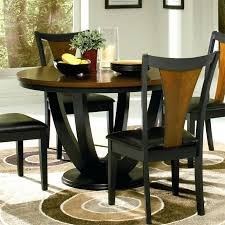 modern black round dining table. Round Dining Table Extendable Medium Size Of Kitchen On Black Room Set Modern M