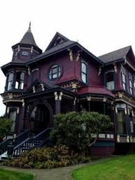 Restored Victorian/Goth style home