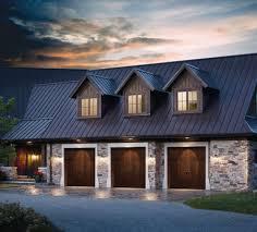 Clopay Door Blog Faux Wood Garage Doors