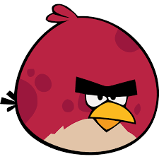 Angry bird red Icon   Angry Birds Iconset   femfoyou   Angry birds, Red angry  bird, Christmas gift sticker