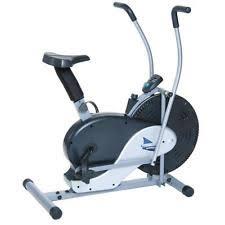 fan exercise bike. item 1 dual action exercise fan bike w/moving handlebars \u0026 digital display brand new!! -dual o