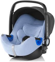britax römer summer cover blue for baby safe i size