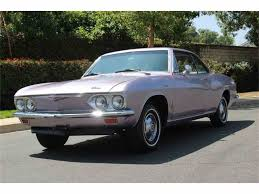 1965 Chevrolet Corvair for Sale on ClassicCars.com