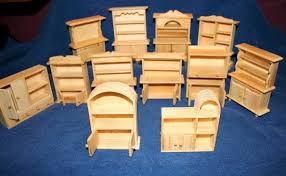 Best Wood Dollhouse Furniture to Chose From – Home Designing