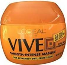 l oreal vive smooth intense masque for