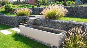 retaining wallsn landscaping ideas decor gabion wall how to use it in the garden landscaping