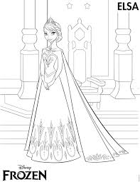 Small Picture Free Frozen printables coloring pages Elsa crown Anna crown