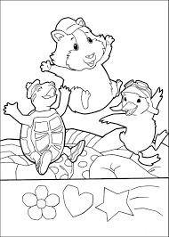 Small Picture Wonder Pets Coloring Pages