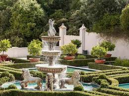 Formal Garden Design Cool Tips To Create An Italian Garden