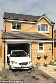 garage inside with car. The Developer Told Stunned Couple They Should Have Measured Garage Before Moved In Inside With Car