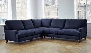 glamorous blue sofas darlings of chelsea