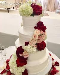 Beautiful Cakes Rustic Floral Weddingcake Facebook