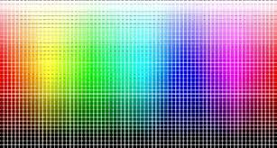 Adobe Pantone Color Chart Vector Color Chart Posted By Vectorism Illustration