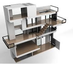 modern mini houses brinca dada bennett house modern dolls