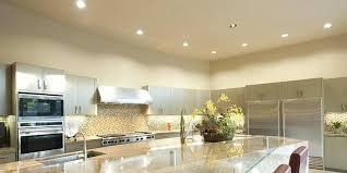 recessed lighting designs dining room
